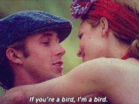 rachelmcadams, im a bird, ryan gosling, rachel mcadams, love GIFs