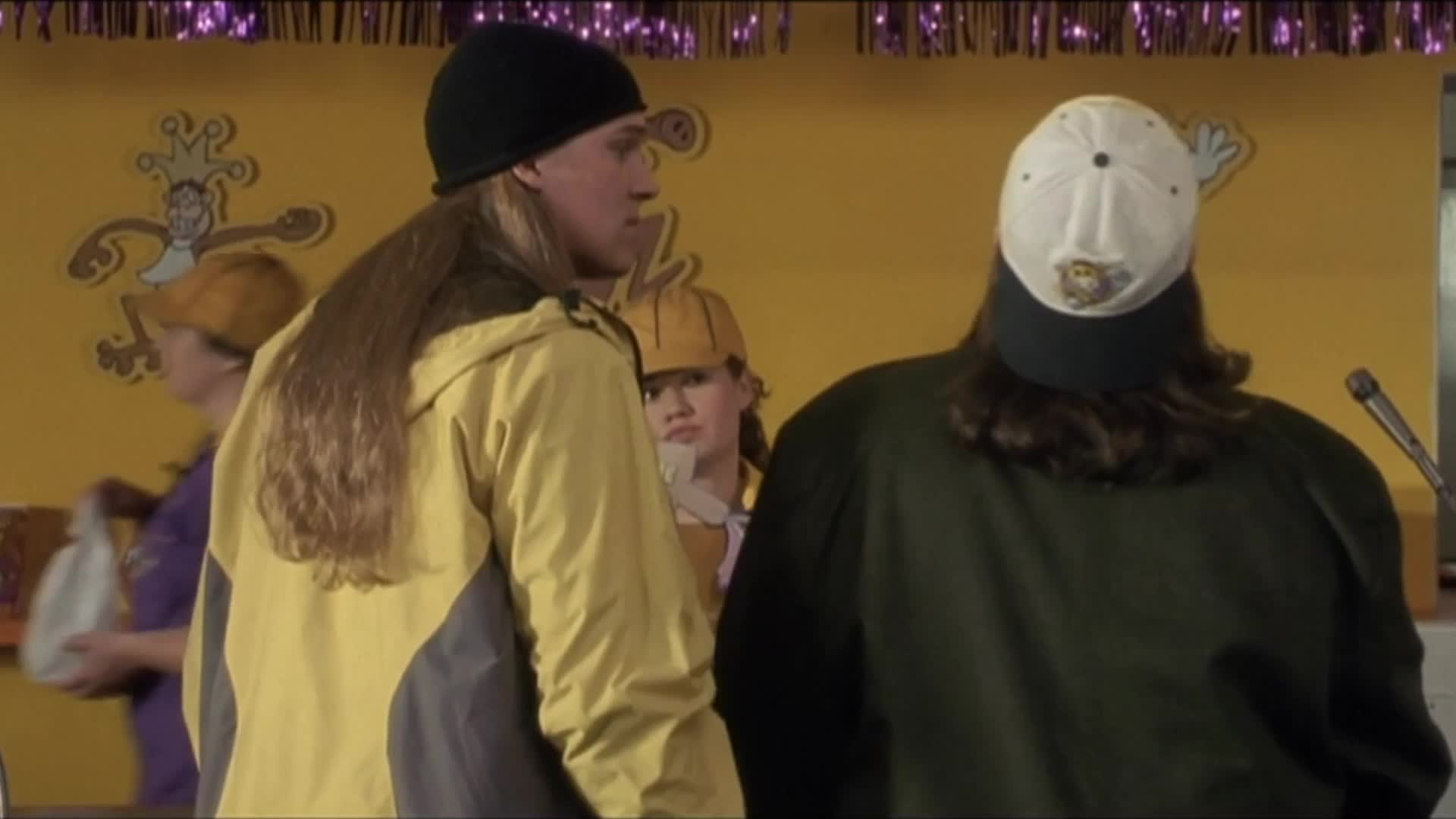 College Basketball, Jay and Silent Bob, K-State, celebs, jason mewes, Jay and Silent Bob watch the Sunflower Showdown GIFs