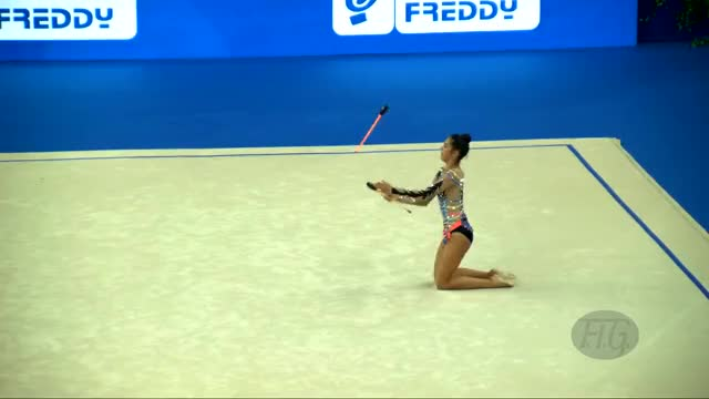 Watch and share Rhythmic Gymnastics GIFs and Body Difficulty GIFs by My.Passion.My.Thoughts. on Gfycat