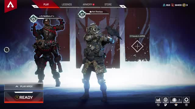 Watch and share NotReadyyy ApexLegends 20190316 18-05-05 GIFs on Gfycat