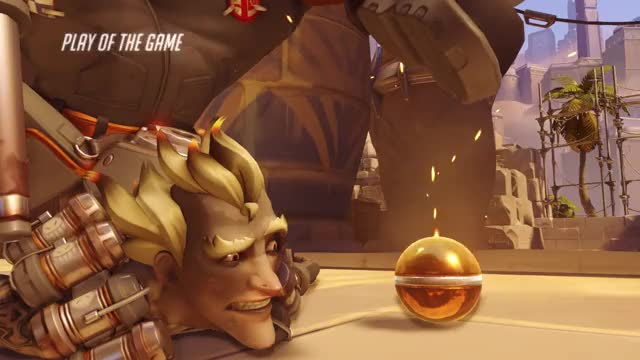 Watch and share Overwatch GIFs and Potg GIFs by _falcon_ on Gfycat