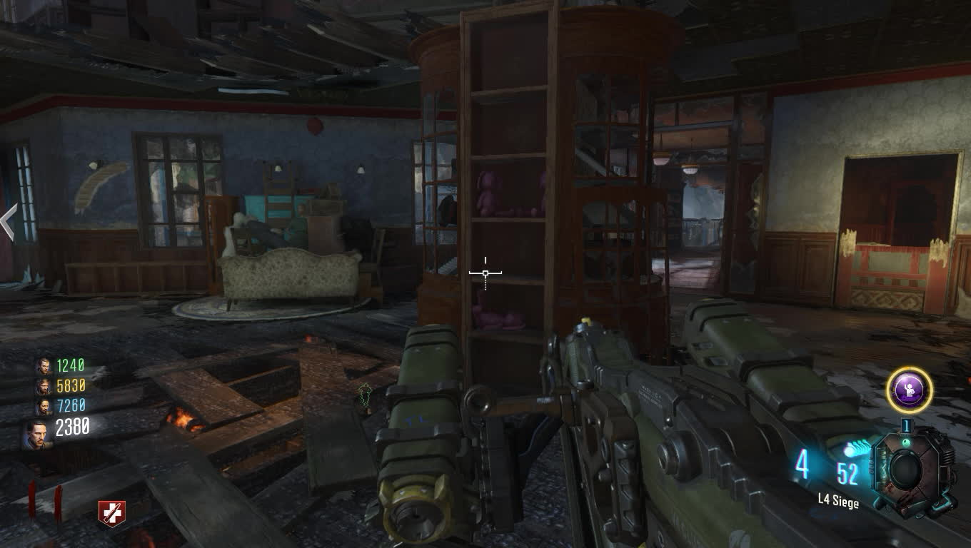 codzombies, Mini Heart Attack [COD Zombies] GIFs