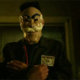 Watch and share Mr Robot GIFs and Series GIFs by Reactions on Gfycat