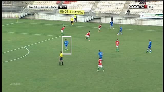 Watch and share Laszlo Benes - Hungary Vs. Slovakia GIFs by footballski on Gfycat