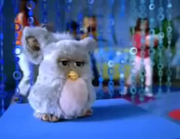 Watch Furby Commercial 2005 GIF on Gfycat. Discover more related GIFs on Gfycat
