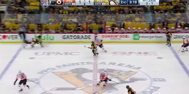 Watch and share Guentzel Goal GIFs by DK Pittsburgh Sports on Gfycat