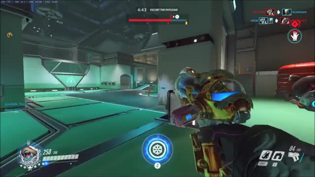 Watch and share Overwatch GIFs and Jebaited GIFs by Rady on Gfycat
