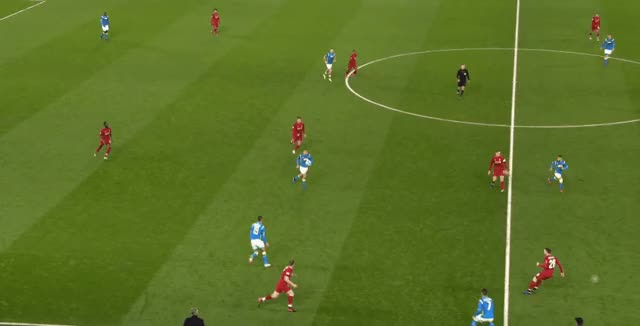 Watch Allan short pass vs Liverpool 18-19 GIF by FIFPRO Stats (@rahspot) on Gfycat. Discover more related GIFs on Gfycat
