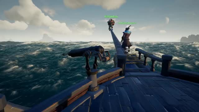 Watch and share Sea Of Thieves 2020.03.14 - 21.44.03.04.DVR Trim GIFs by scerch on Gfycat