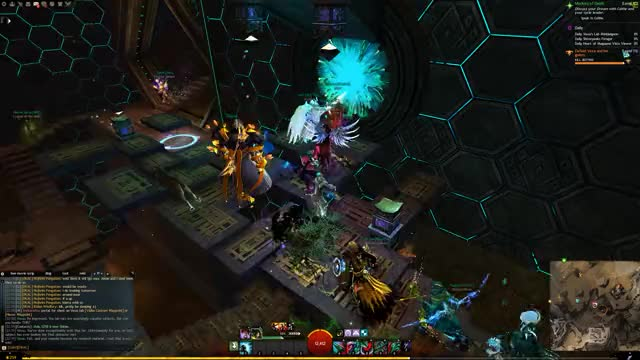 Watch Wrong hole GIF by Randomm User (@randommuser) on Gfycat. Discover more funny, gw2, mmorpg, portals, puzzle GIFs on Gfycat