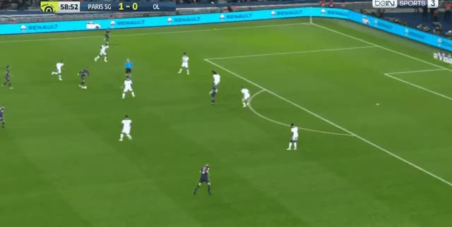 Watch and share Neymar Short Pass Vs Lyon 18-19 GIFs by FIFPRO Stats on Gfycat