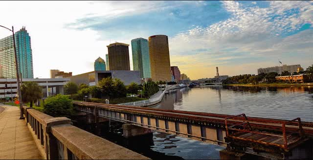Watch and share Hillsborough River Downtown Tampa GIFs on Gfycat