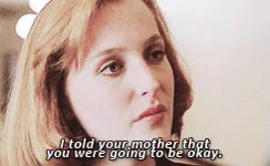 Watch and share Flirt Scully GIFs on Gfycat