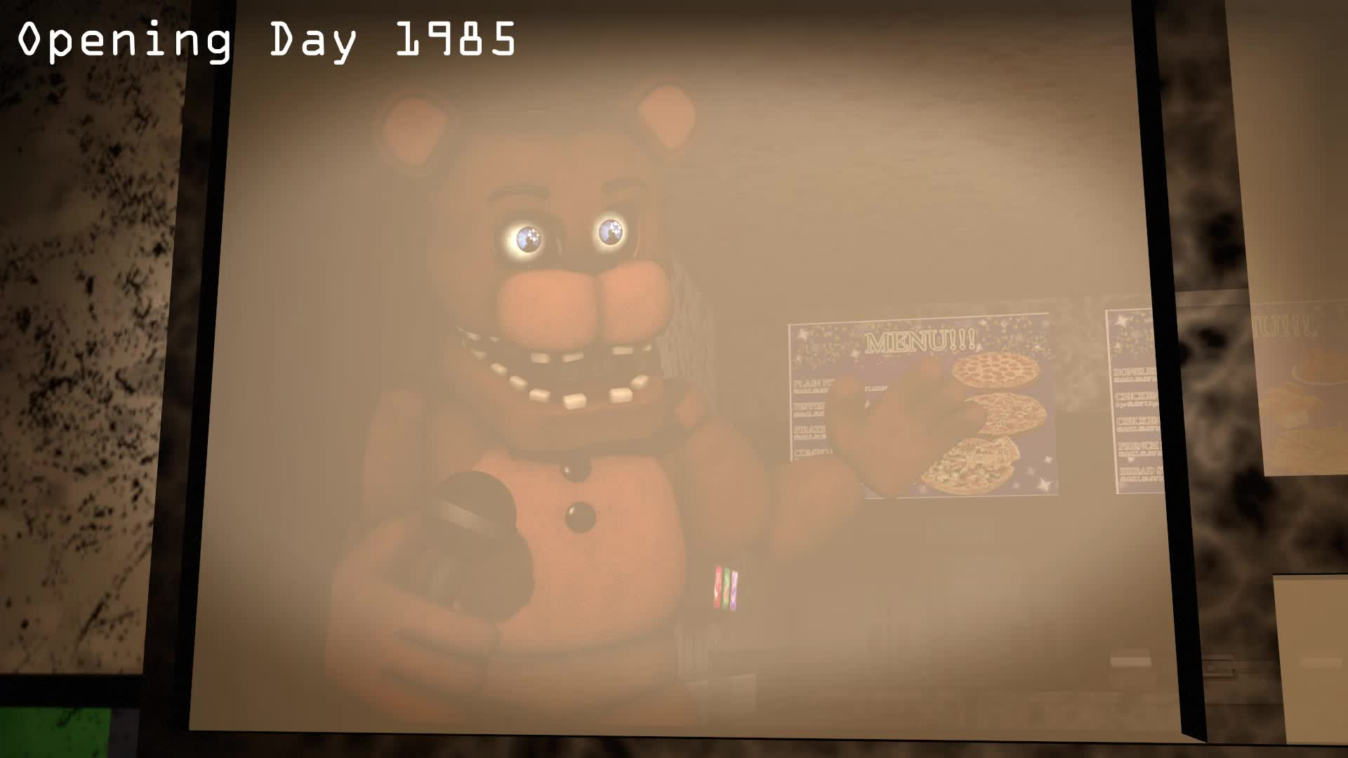 fnaf, fnaf2, freddy, withered freddy, Time Changes Things GIFs