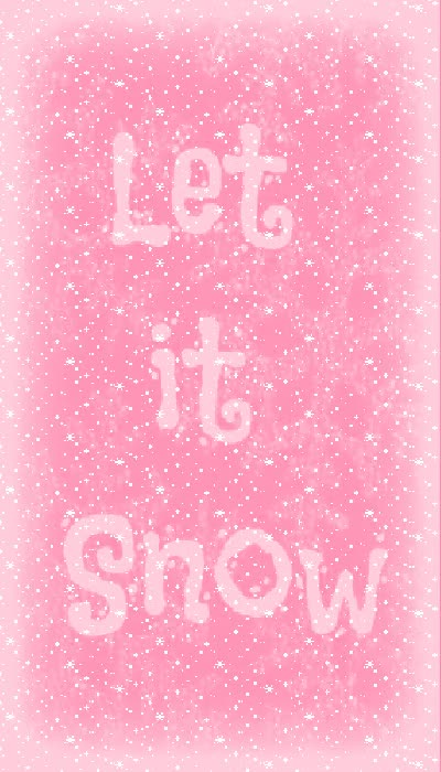 Watch Pink Let it Snow GIF on Gfycat. Discover more related GIFs on Gfycat