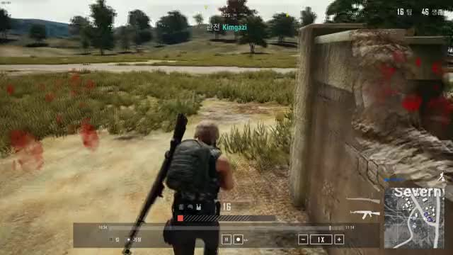 Watch 패줌 오져따 GIF by @hoh8656 on Gfycat. Discover more pubattlegrounds GIFs on Gfycat