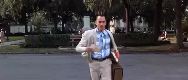 Watch Forrest Gump runs GIF on Gfycat. Discover more related GIFs on Gfycat