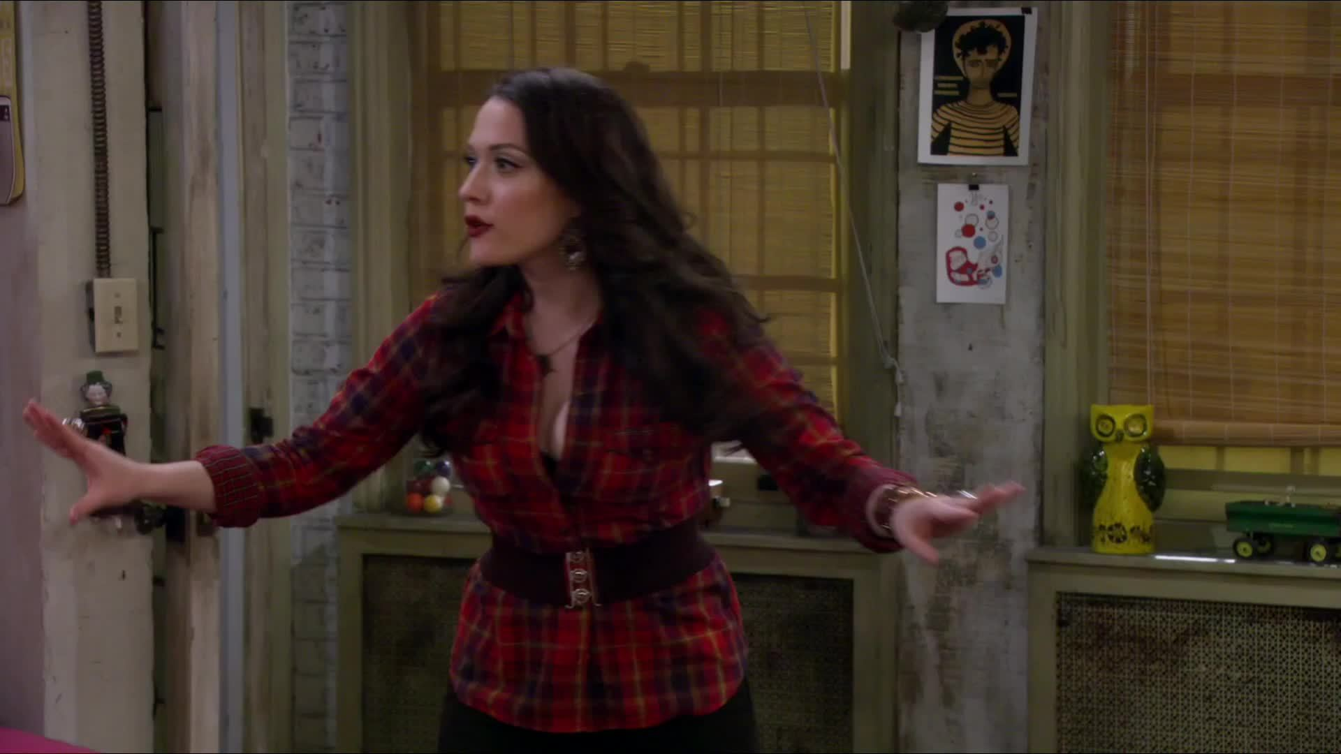 katdennings, Kat Dennings takes the plot into her own hands (reddit) GIFs