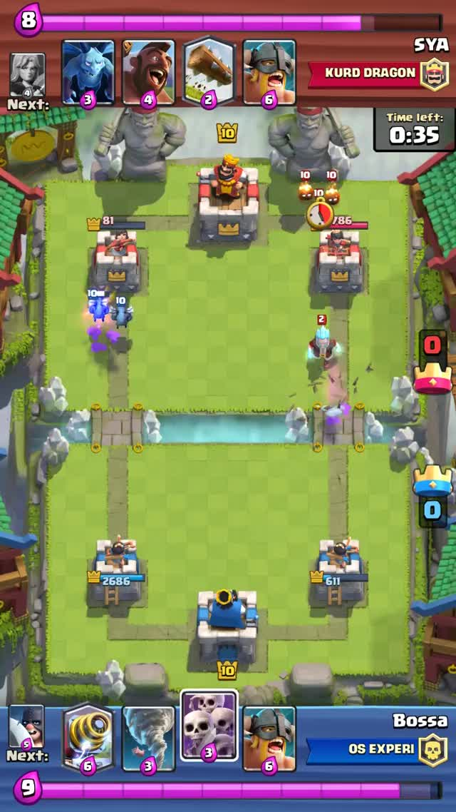 Watch Clash Royale - Sparky GIF by @b0ssa on Gfycat. Discover more ClashRoyale, clashroyale GIFs on Gfycat
