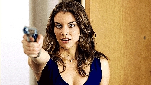 lauren cohan supernatural GIFs