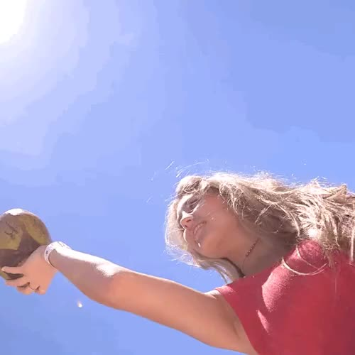 Watch loco for cocos GIF on Gfycat. Discover more AwesomenessTV, Caribbean, Lia Marie Johnson, Royal Caribbean, coconuts, summer2015 GIFs on Gfycat