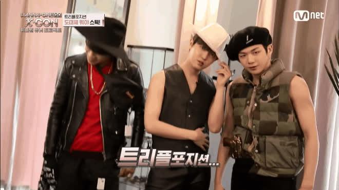 Fan ra mà xem Wanna One hoá Hoàn châu cách cách xinh xắn kém gì bản gốc