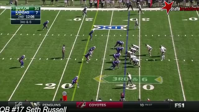 Watch and share Seth Russell Vs Kansas(2015) (broken Up V C2) GIFs by Sean McKaveney on Gfycat