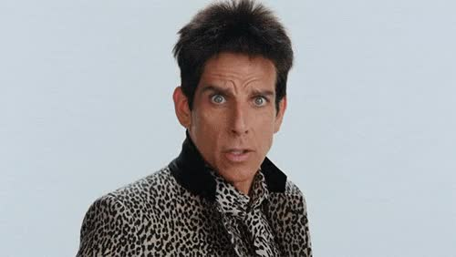 Watch and share Ben Stiller GIFs and Blue Steel GIFs on Gfycat