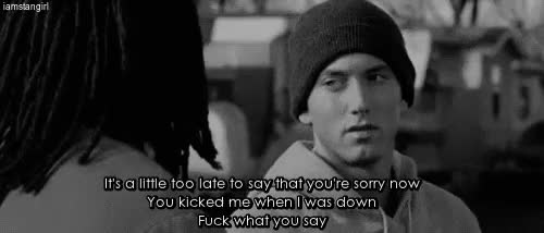 Watch and share Slimshady GIFs and Fuckyou GIFs on Gfycat