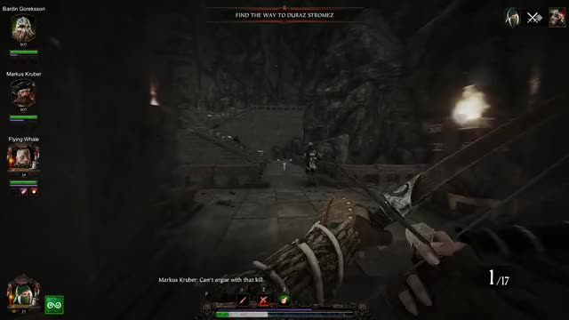 Watch Kruber charging in GIF by BriskPanda (@briskpanda) on Gfycat. Discover more Vermintide, warhammer GIFs on Gfycat