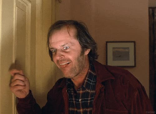 Watch jack nicholson GIF on Gfycat. Discover more related GIFs on Gfycat