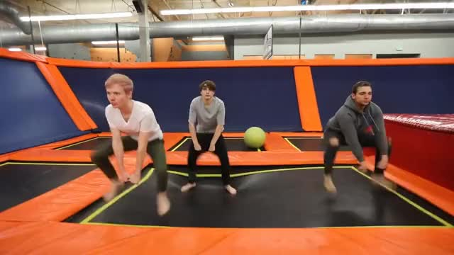 Watch OVERNIGHT IN A TRAMPOLINE PARK! (WE GET CAUGHT!) GIF on Gfycat. Discover more 24hour, arrested, fail, overnight, tfil, vlog GIFs on Gfycat