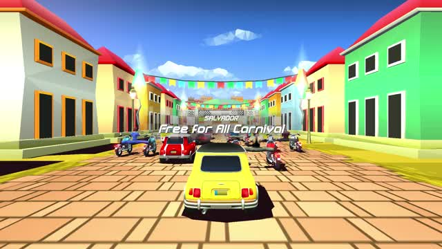 Watch and share Horizon Chase Turbo GIFs by gheis on Gfycat