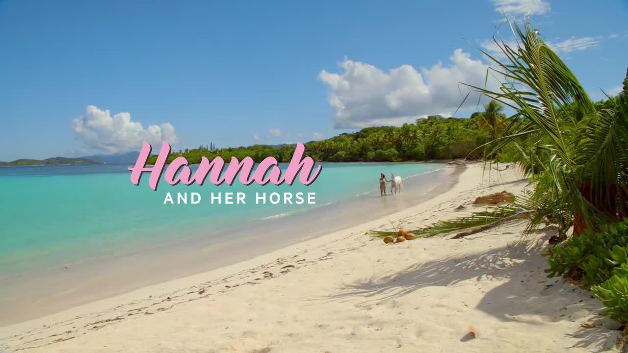 hannahdavis, Hannah Davis brings the plot to DirecTV commercials (reddit) GIFs