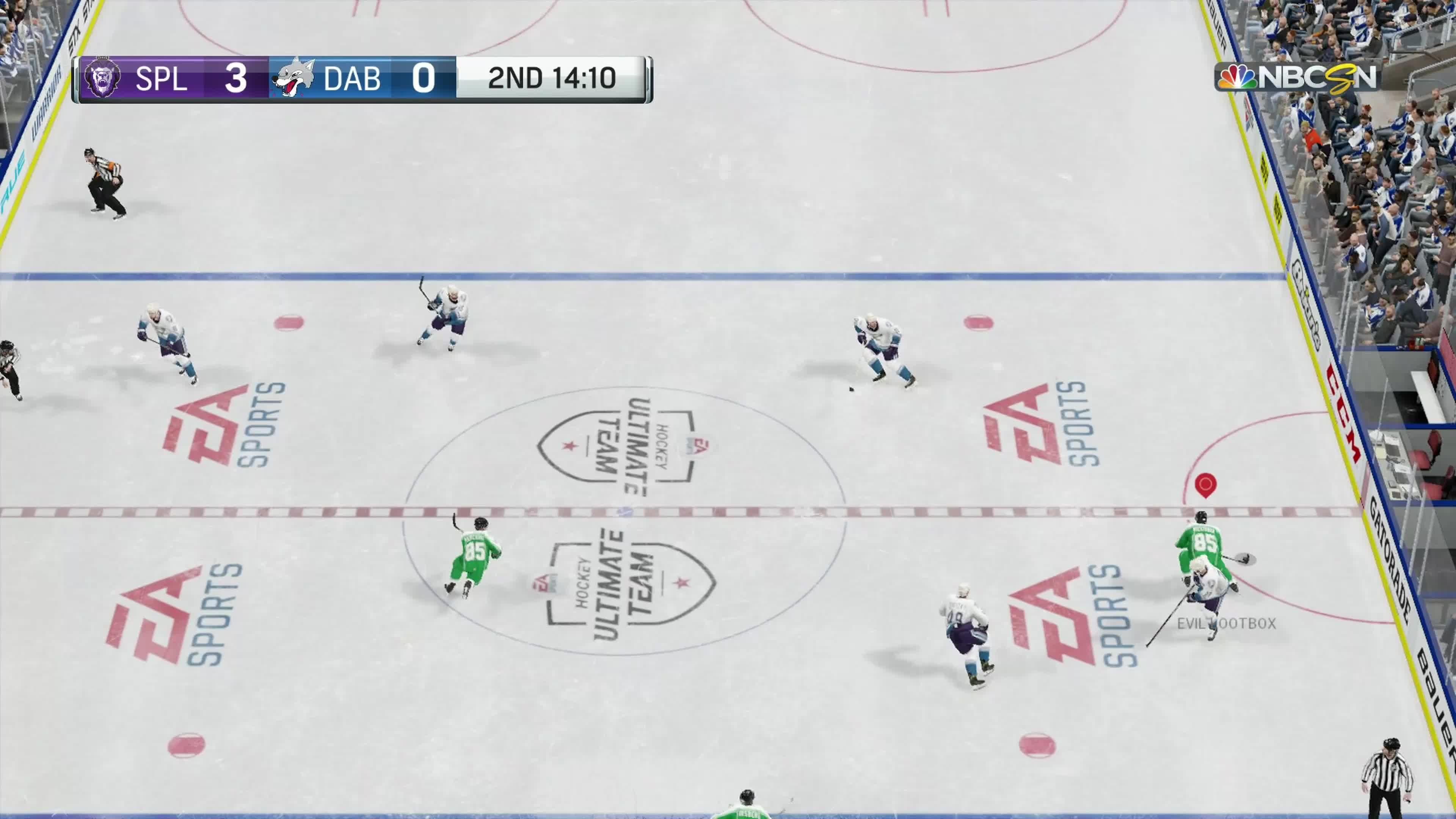 EA, EA Sports, HUT, Helmet, NHL, NHL HUT, WTF, Helmet Duplicator 69 GIFs