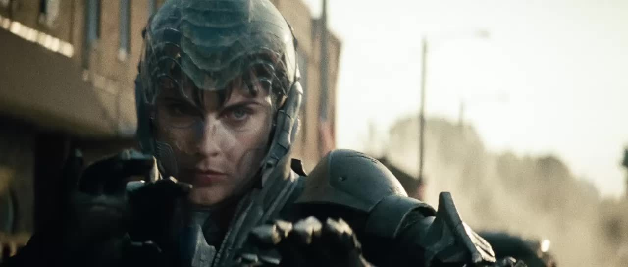 DCcomics, whowouldwin, Faora kicked so much ass in Man of Steel (reddit) GIFs