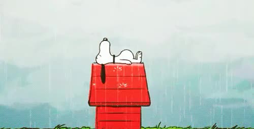 Watch and share Sad Snoopy GIFs on Gfycat