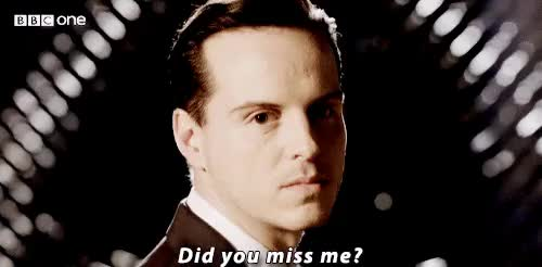 Watch and share Andrew Scott GIFs and Missingyou GIFs by Reactions on Gfycat