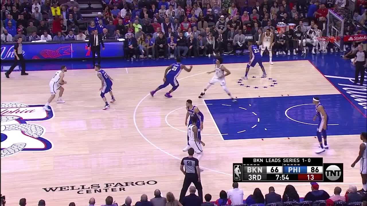 Ben Simmons, Brooklyn Nets, NBA, Philadelphia 76ers, basketball, Ben Simmons faceguard Russell GIFs
