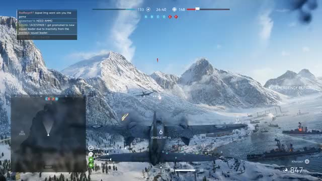 Watch and share Battlefield V Bomb Drop GIFs on Gfycat