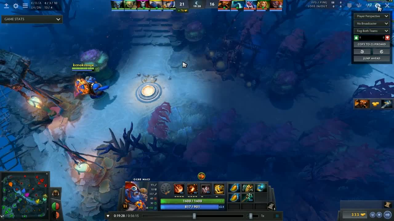 dota2, I just wanted to ward. So did I. GIFs