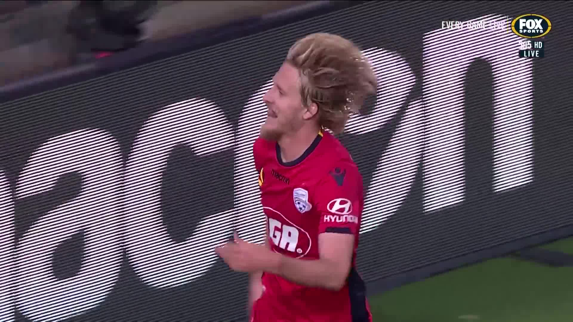adelaide, adelaide united, english premier league, football, highlights, match highlights, soccer, sports,  GIFs