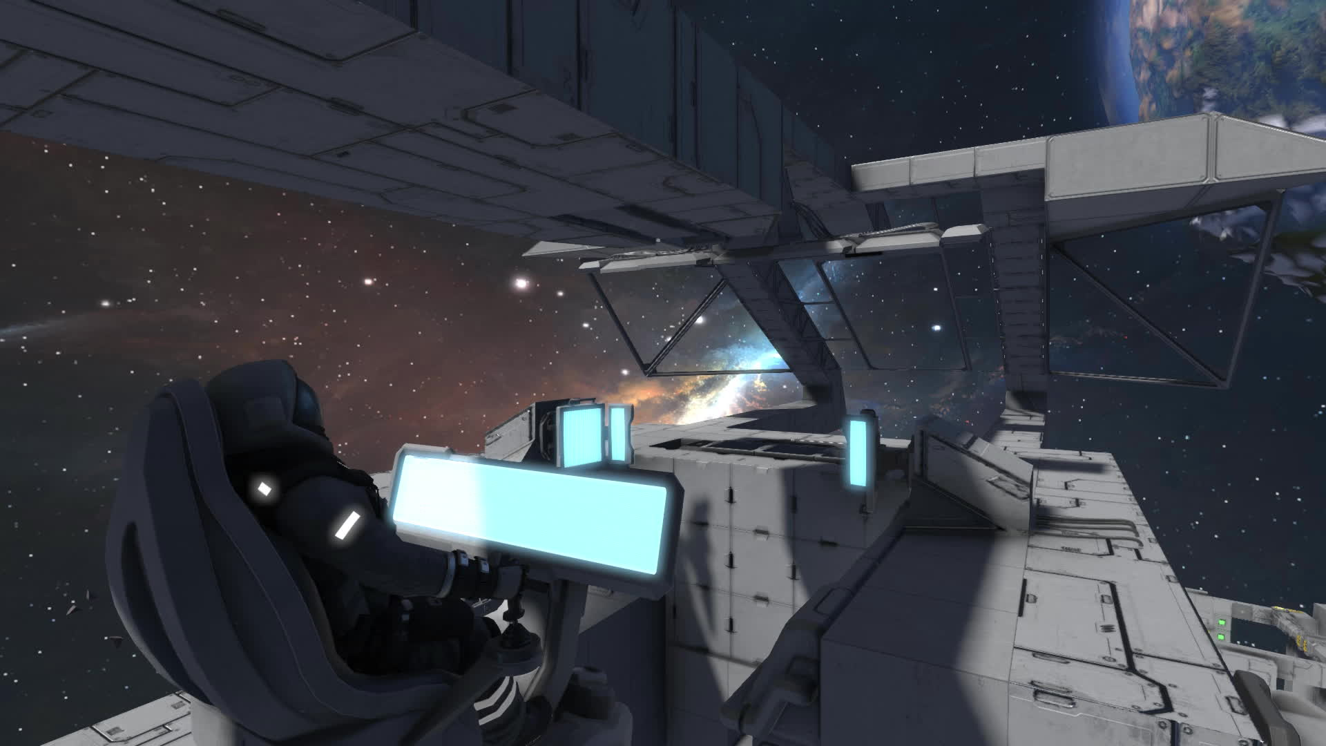 AskScienceFiction, spaceengineers, New cockpit GIFs