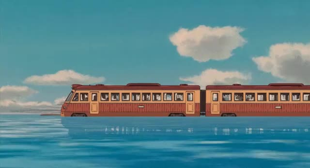 Watch and share Ghibli GIFs by snuffyTHEbear on Gfycat