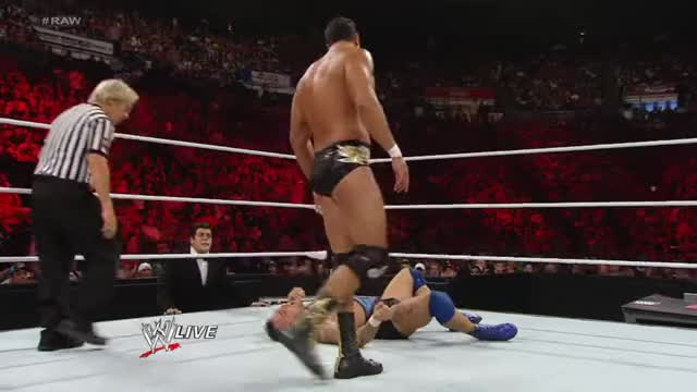 Watch Twist GIF by Blaze Inferno (@metaknightxprophets) on Gfycat. Discover more Alberto Del Rio, Entertainment, Mean, Ricardo Rodriguez, Santino Marella, SquaredCircle, wrestling GIFs on Gfycat