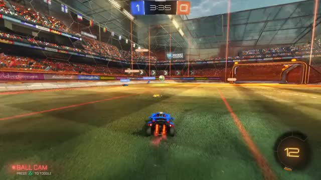 Watch [Rocket LEague] [Gif] Bycicle Kick Goal (reddit) GIF on Gfycat. Discover more ps4 GIFs on Gfycat