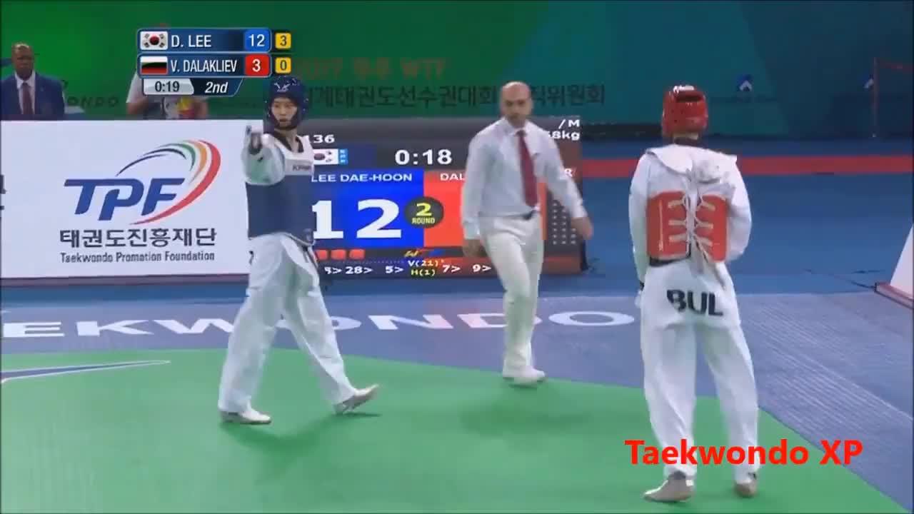 Best Taekwondo Kicks Gifs Search | Search & Share on Homdor