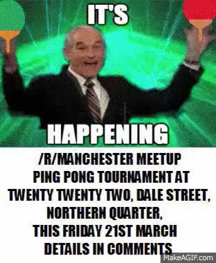 Watch MANCHESTER MEETUP GIF on Gfycat. Discover more ron paul GIFs on Gfycat
