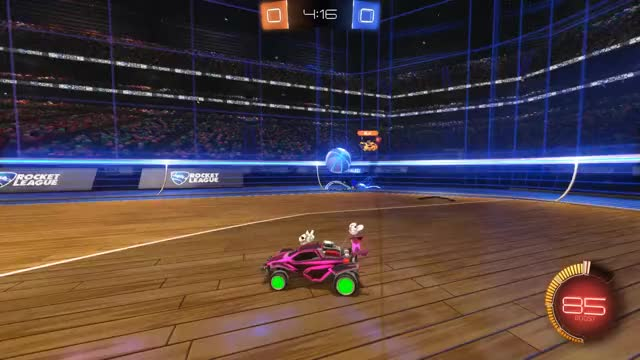 Watch and share Rocket League - Dominus OP GIFs by CherryDashZero on Gfycat