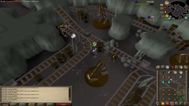 Old School Runescape review | PC Gamer